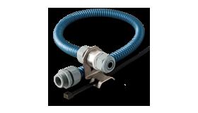 Fiber conduit kit