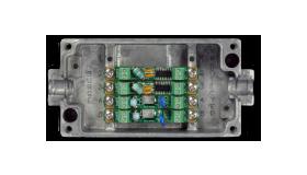 Lightning arrestor for Ethernet cable